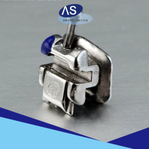 as-Orthodontic Self Ligating Brackets New Self Ligating Metal Brackets with Ce FDA pictures & photos