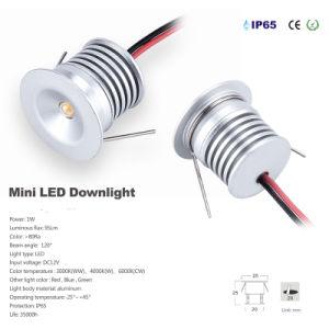 1W LED Spotlight IP65 12V Waterproof LED Spot Lighting pictures & photos