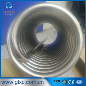 Stainless Steel Coil Tube 304 for Tank pictures & photos