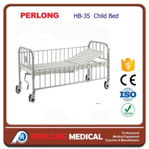 New Arrival Stainless Steel Child Bed Hb-35 pictures & photos
