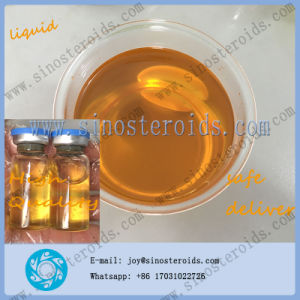 Injectable Anabolic Steroids Muscle Gain Mixed Oil Liquid TM Blend 300 pictures & photos
