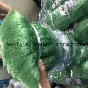 0.40mm X 50mmsq X 400MD X 20m Nylon Monofilament Lengthway Stretched Fishing Nets pictures & photos