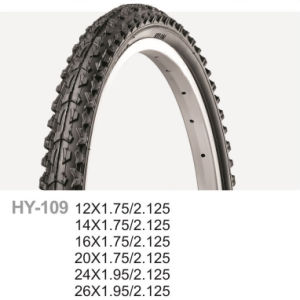 High Quality Rubber Bicycle Tyre Tire for Sale pictures & photos