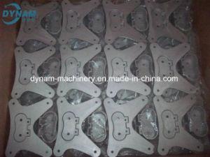 Low Pressure Aluminium Alloy Die Casting Support Plate pictures & photos