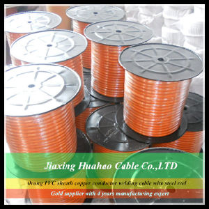 16mm2 200AMP Copper Condcutor Welding Cable/Battery Cable pictures & photos