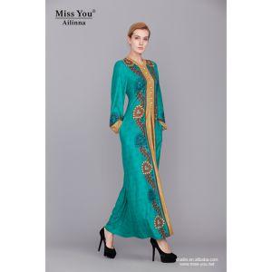 Miss You Ailinna 801961 Women Maxi Dress Muslim Wholesaler pictures & photos