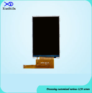 IPS Full Viewing Angle 3.5 Inch Vertical LCD Screen with Mipi Interface pictures & photos