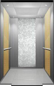 Luxurious Passenger Lift with Gearless Traction Machine pictures & photos