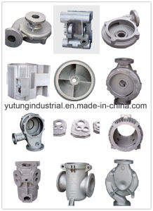 Sand Casting for Ductile Iron, Grey Iron Casting pictures & photos