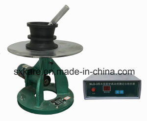 Cement Mortar Electric Bounce Table Tester (NLD-3) pictures & photos