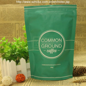 Plastic Pouch for Coffee (CF02) pictures & photos