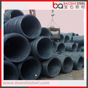 Q195/Q235 Hot Rolled Deformed Steel Wire Rod pictures & photos