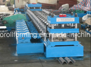 Expressway Security Fence Roll Forming Machine pictures & photos
