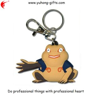 3D Soft PVC Keychain for Promotion (YH-KC102) pictures & photos