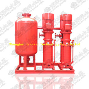 New Fire Fighting Pressure Water Supply Pump with Jockey Pump pictures & photos