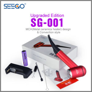 Seego Antiseptic Updated Vaporizer Sg-001 Smoking Pipe with Infrared Technology pictures & photos