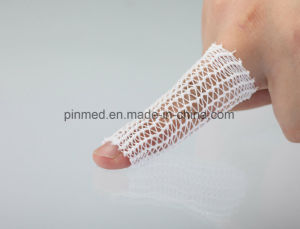 Disposable Net Bandage, Acrylic with Elastic pictures & photos