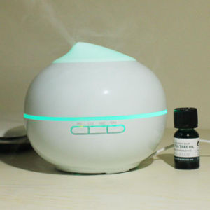 Blue China Roud Shaped Mini Aroma Diffuser 200ml pictures & photos