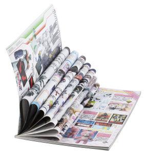 Wholeslae Magazine Printing Custom Magazine Printing Book Printing pictures & photos
