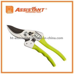 Garden Hand Pruners Pruning Scissors Drop Forged Aluminum Shears pictures & photos