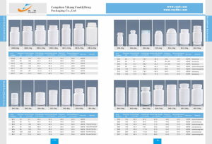High Quality Bottles for Medicine Plastic Packaging pictures & photos