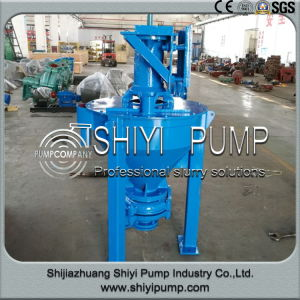 Mineral Processing Vertical Froth Slurry Pump pictures & photos