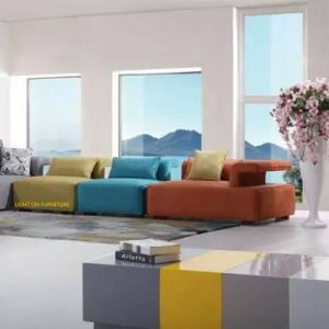 Modern Sectional Sofa for Home Furniture (F1114#) pictures & photos