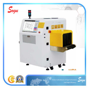 Inspection X-ray Machine. Metal Detector Shoe Nail Detector Shoe Machine pictures & photos