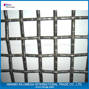 Mine Screen Crimped Wire Mesh Manufacture pictures & photos