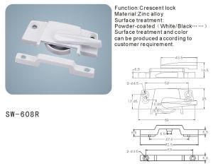 Crescent Lock for Window and Door Hardware Accessories (SW-608R) pictures & photos