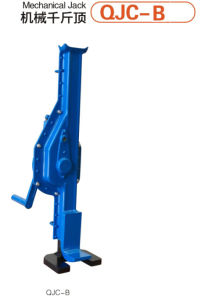 Hand Mechanical Screw Jack with Ce