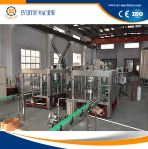 3000-4000bbph Automatic Glass Bottle Filling Machine pictures & photos