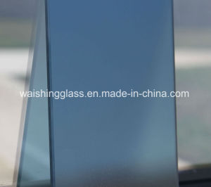 8mm Super Clear Acid Etched Polished Glass with Decorative pictures & photos