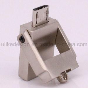 Wholesale Swivel Metal OTG USB (UL-OTG011) pictures & photos