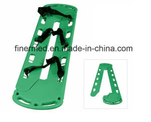 Multi-Functional Medical Plastic Spine Board Stretcher pictures & photos