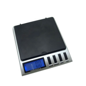 0.001g X 50g Electronic Portable Digital Balance Pocket Jewelry Weighing Scale pictures & photos