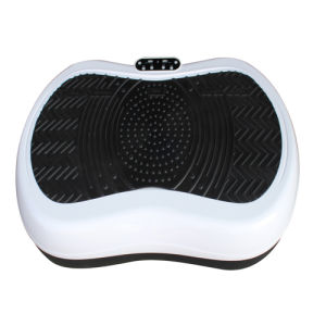 Power Max Body Shaper Vibration Plate with MP3 Player