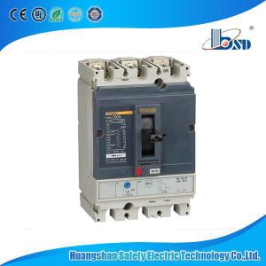 Supply Moulded Case Circuit Breaker (MCCB) with CE Certificate pictures & photos