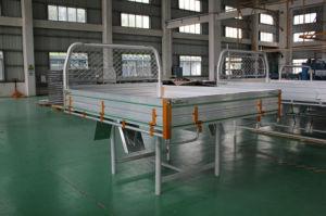 Cosco Extruded Aluminum/Aluminium Tray Body for Trucks pictures & photos