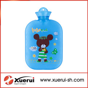 Plastic PVC Hot Water Bag Hot Water Bottle pictures & photos
