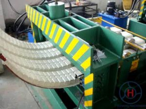 Steel Grain Bins Silo Corrugated Roll Forming Machine pictures & photos