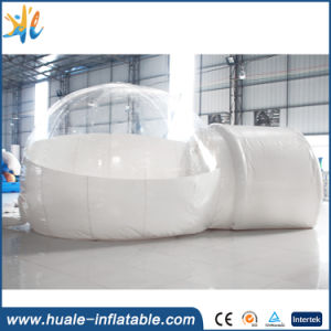 Customize PVC Igloo Inflatable Clear Tent