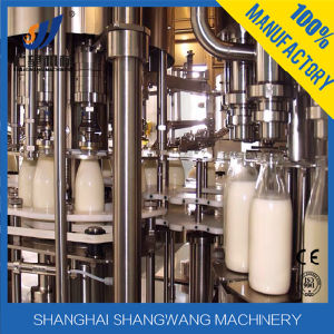 Hot Sell Glass Bottle Yogurt Production Line pictures & photos