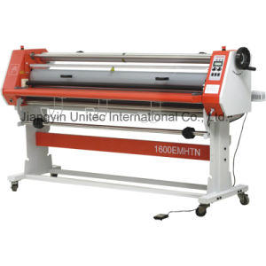 High Quality Popular Sale 1600mm Cold and Hot Laminator Ld-1600emhtn