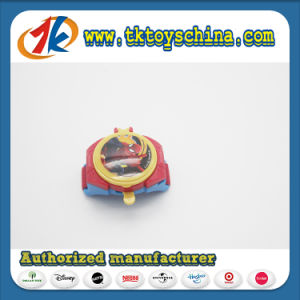 Promotional Toys Mini Watch Shooter Disc Flying Toys for Kids pictures & photos