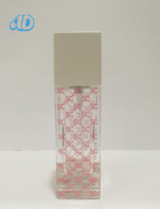 Ad-P51 Glass Perfume Bottle with Decal Sticker 30ml pictures & photos