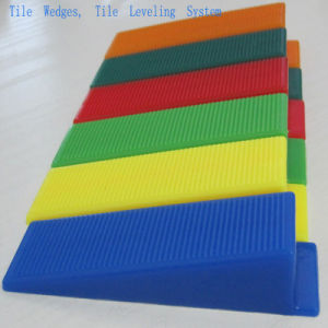 Tile Leveling System Wedges for Decorating pictures & photos