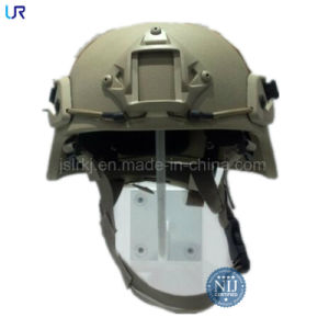 Mich Ach Kevlar Tactical Bulletproof Ballistic Helmet for Military pictures & photos