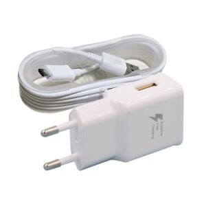 Fast Travel Charger with Adapter and Cable for Samsung pictures & photos