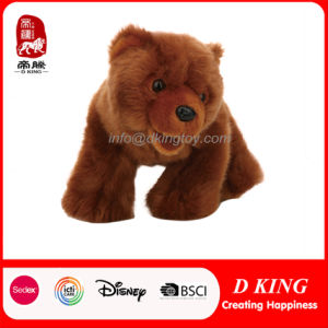 Plush Emulation Stuffed Bear Toy for Kids pictures & photos